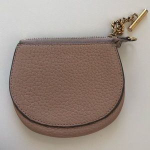 Chloe 'Drew' Lambskin Leather Coin Purse